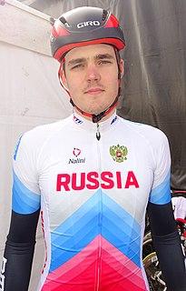 Pavel Sivakov Russian cyclist