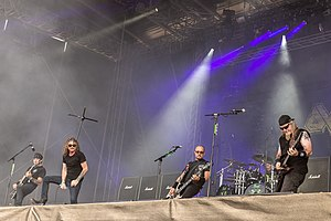 Overkill na Rockharz Open Air 2019