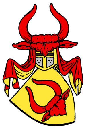 Oxenstierna - The coat of arms of the Oxenstierna family