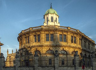 Sheldonian Theatre theatre at Oxford University