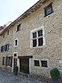 Pérouges - Maison (cadastre 1381) - Maison du Sergent de Justice - rue des Rondes (1-2014) 2014-06-25 13.11.17.jpg