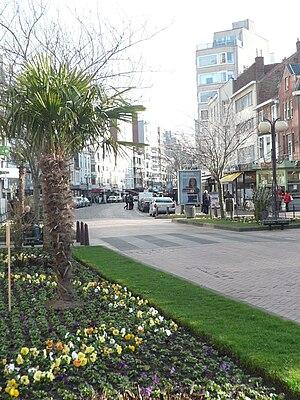De Panne - Image: P1100853 Centre ville De Panne