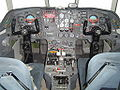PAF 24 Blinders Squadron Dassault Falcon DA-20 cockpit1.jpg