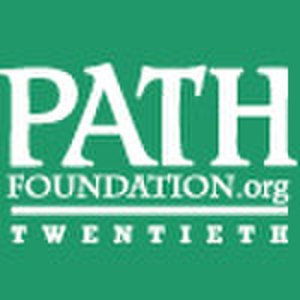 PATH Foundation - PATH Foundation's 20th Anniversary logo
