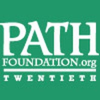 PATH Foundation - PATH Foundation's 20th Anniversary logo