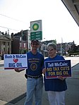 PA Bob Muchow, AFT Local 400 and Mary Ann Cupples, AFT Local 400 (2598223064).jpg
