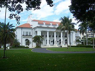 Whitehall (Henry M. Flagler House) United States historic place