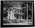 PERSPECTIVE VIEW OF MAIN ELEVATION - Warren Wilkey House, 190 Main Street, Roslyn, Nassau County, NY HABS NY,30-ROS,7-1.tif
