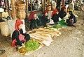 Pa-O women selling vegetables, Myanmar.jpg