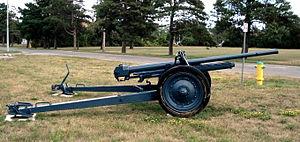 7.62 cm Pak 36(r) - Image: Pa K 36r cfb borden 4