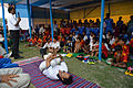 Pabanmuktasana Demonstration - Football Workshop - Nisana Foundation - Sagar Sangha Stadium - Baruipur - South 24 Parganas 2016-02-14 1387.JPG