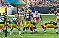 Packers offense vs 49ers defense 2012.jpg