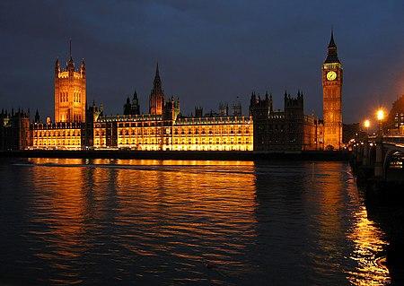 Quốc hội Vương quốc Liên hiệp Anh và Bắc Ireland