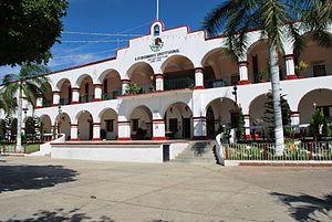 San Pedro Pochutla - Municipal Palace