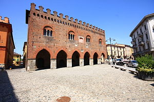 CREMONA-Palazzo Cittanova