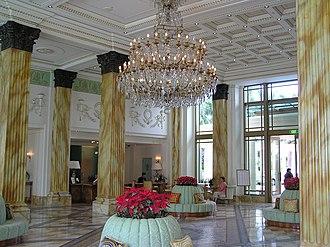Palazzo Versace Australia - Palazzo Versace Lobby