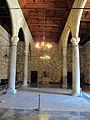 Palazzo dei gran maestri di rodi, sala dei colonnati 02.JPG