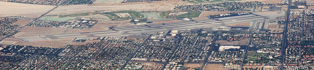 how to get from lax airport to palm springs
