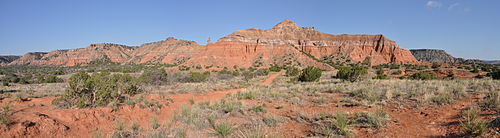 Palo Duro Canyon and Capitol Peak.JPG