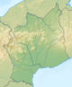 Panama Cocle relief map.png