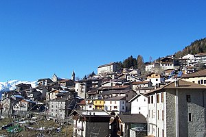 Saviore dell'Adamello - Image: Panorama Saviore dell'Adamello (Foto Luca Giarelli)