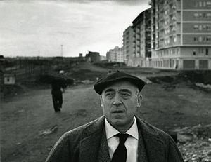 Cesare Zavattini - Cesare Zavattini (photo by Paolo Monti, 1975)
