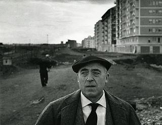 Cesare Zavattini Italian screenwriter