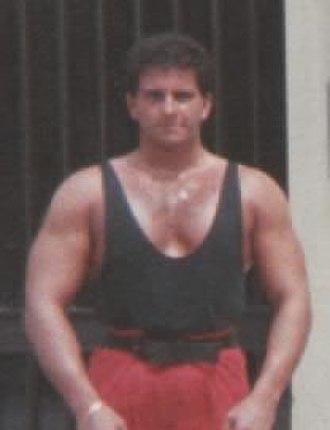 Paolo Tassetto - Paolo Tassetto in 1986