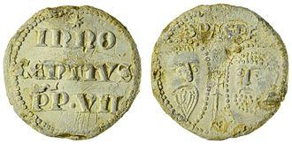Pope Innocent VII - Papal bulla of Innocent VII
