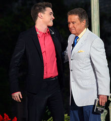 Paparazzo Photography Jesse McCartney Regis Philbin.jpg