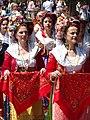 Parade Participants - Celebration Day of Saints Constantine and Eleni (May 21) - Corfu - Greece - 02 (28385685058).jpg