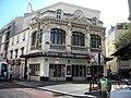 Paris, France, Theatre Montparnasse (Rue de la Gaite) (2).jpg