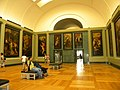Paris, France. MUSEE LOUVRE. (Sala Marie de Medici)(PA00085992).jpg