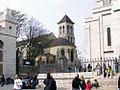 Paris - Eglise Abbatiale St.-Pierre-de-Montmartre.JPG