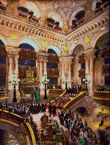 File Paris Inaugurition De L Op 233 Ra 1875 Jpg Wikimedia