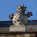 Paris - Les Invalides - Façade nord - Grenade - PA00088714 - 002.jpg