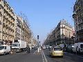 Paris - boulevard Ornano - corner rue de Clignancourt.JPG