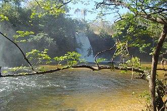Chapada das Mesas National Park - Image: Parque Chapada das Mesas Carolina MA