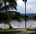 Parque Doctor Rivera Aulet en la ribera del Rio Abacoa, Arecibo, Puerto Rico - panoramio.jpg