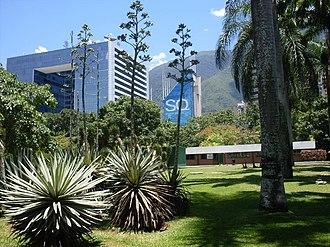 Los Palos Grandes - View of Los Palos Grandes