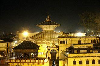 Pashupati - Pashupatinath Temple, Nepal