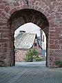 Passage de la porte fortifiée.JPG