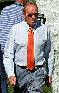 Pat Bowlen American football executive