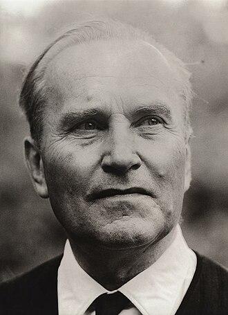 Jan Patočka - Jan Patočka (1971) Photo: Jindřich Přibík