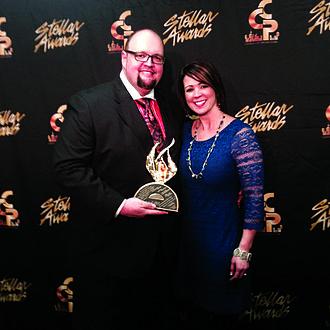 Patrick Dopson - Patrick and Christina Dopson at 2014 Stellars