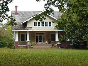 Patrick Farrish House