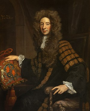 Patrick Hume, 1st Earl of Marchmont - Image: Patrick Hume, 1st Earl of Marchmont