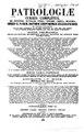 Patrologia Graeca Vol. 151.pdf