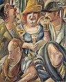 Paul Kleinschmidt Betrunkene Gesellschaft 1927.jpg