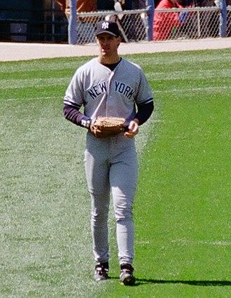 Paul O'Neill (baseball) - O'Neill in 1996